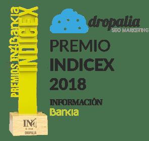 INDICEX DROPALIA BANKIA